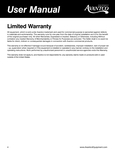 this item's warranty information Preview